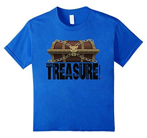 kids-pirate-treasure-box-t-shirt-boys-girls-kids-child-caribbean-6-royal-blue