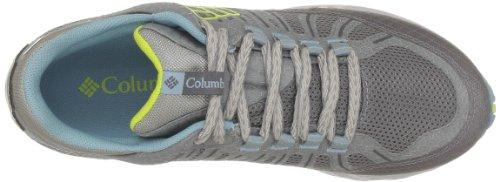 Columbia  PEAKFREAK ENDURO OUTDRY,  Scarpe da escursionismo e trekking donna Grigio (Grau (Boulder, Fresh Kiwi 003))