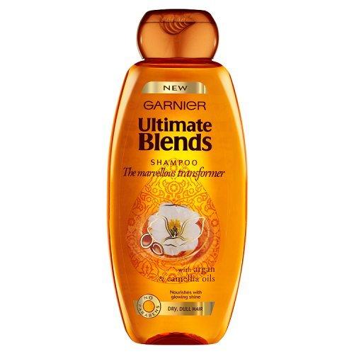 Garnier Ultimate Blends Marvellous Transformer Shampoo 400ml