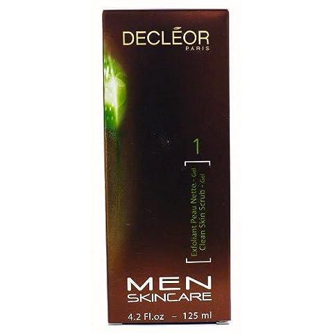 Decleor Men Essentials Clean Skin Scrub Gel 125ml