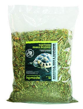 Komodo Tortoise Edible Bedding 10L from Komodo