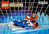 LEGO System Ice Planet 6834 Bob - LEGO