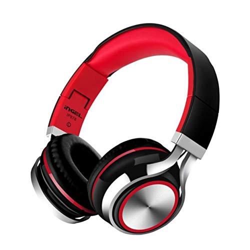 Tellaboull for 2017 Mode ingel schwere Bass klapp kopfhörer mit mikrofon für Smartphone mp3 mp4 tragbare 3,5mm Headset Stereo kopfhörer ip878