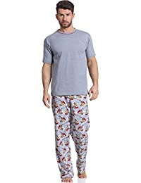 Cornette Pijama para Hombre CR 319 2016
