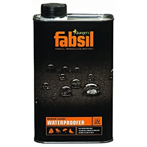 41uGplh53yL. SS300  - Grangers Fabsil Liquid 2.5L