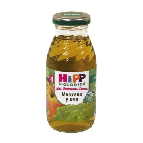 HIPP - BIO 200ML JUS DE RAISIN APPLE º