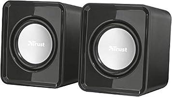 Trust Leto 2.0 Luidsprekerset PC Speakers, Zwart