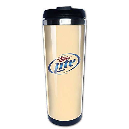 miller-lite-to-go-coffee-cup-stainless-steel