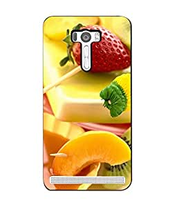 Crazymonk Instyler Digital Printed Back Cover For Asus Zen Fone Selfie