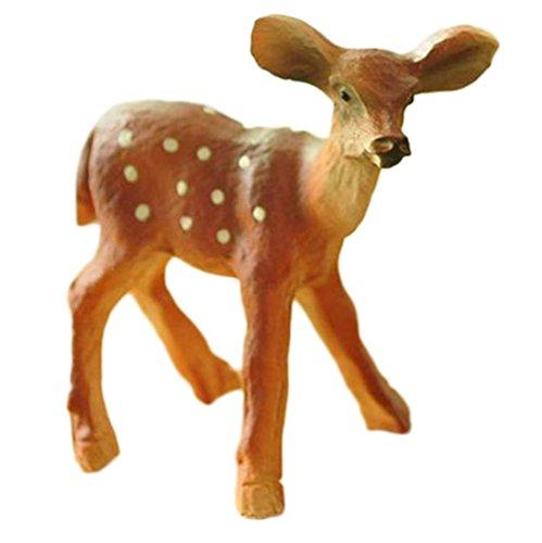 ndeko, Figur, DIY, Dekoration, Beige, 6x 5cm a ()