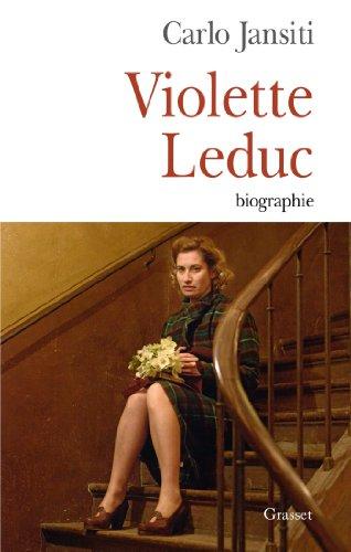 Violette Leduc Ned par Carlo Jansiti