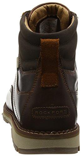 Chaussure Rockport Centry Pt, Stivali Uomo Marrone (marron)