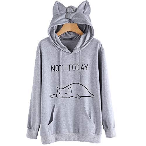 soweilan Damen-Sweatshirt, Aufschrift