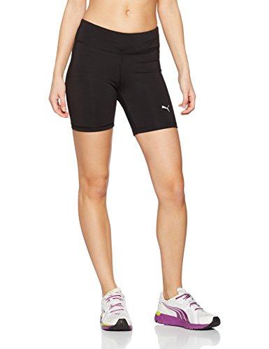 Puma Core-Run Short Tight W Pantalones Cortos, Mujer, Negro, S