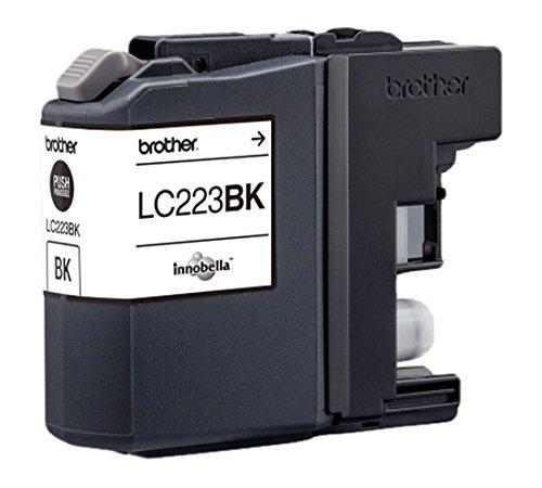 Brother Original Tintenpatrone LC-223BK schwarz (für Brother DCP-J4120DW, MFC-J4420DW, MFC-J4620DW, MFC-J4625DW, MFC-J5320DW, MFC-J5620DW, MFC-J5625DW, MFC-J5720DW)