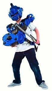 Bandai - Armouron - 45181 - Costume - Super Set - Bleu / Noir