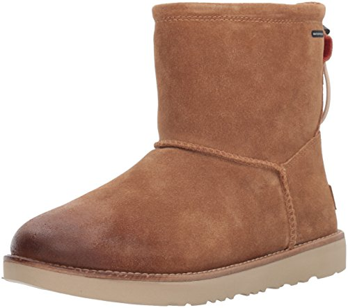 Ugg Australia CLASSIC TOGGLE WATERPROOF Stiefel 2019 chestnut, 43