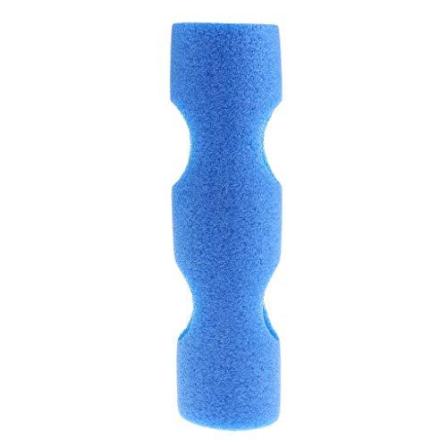 B blesiya accessorio per sedie a sdraio/letto galleggiante, ausili per allenamento in piscina - 2 fori