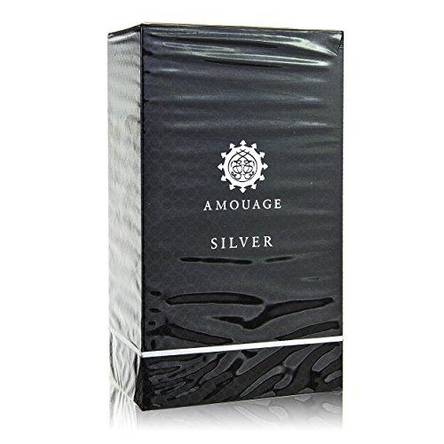 Amouage Silver for Man/pour Homme Eau de Parfum Spray 100ml