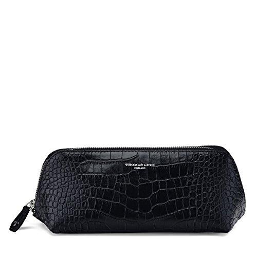cosmetics-pencil-case-croc-leather-black
