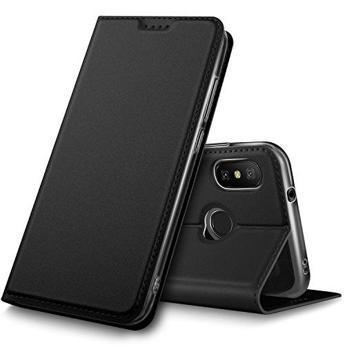Geemai Tampa Xiaomi I A2 Lite Protective Xiaomi redmi 6 Pro, Xiaomi I A2 Lite tampa protetora, proteção a longo prazo, uma protecção eficaz dos Xiaomi Xiaomi redmi 2 I A6 Lite Pro smartphone. (Preto)