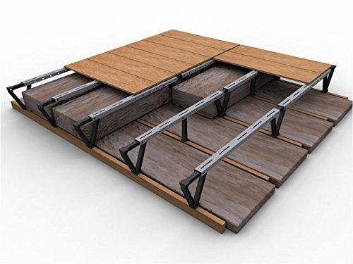 LoftZone StoreFloor 6m2 Kit Decke über Dämmung in Ihren Dachraum