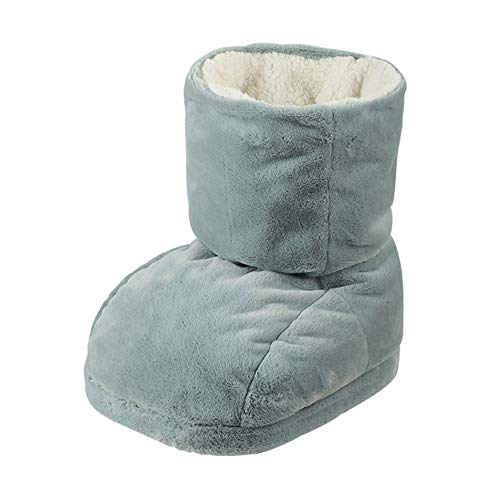 Silverdewi piede riscaldato elettrico comfort piedi più caldi stivali caldi invernali pantofola strumenti stufa invernale sedili divano sedia mat