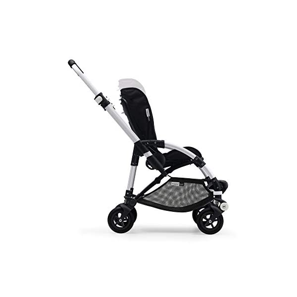 Bugaboo Bee 5, Foldable and Lightweight Pushchair, Converts Into Pram, Black Bugaboo The perfect choice for city living Compact yet comfortable for parent and baby Light and easy one-piece fold for small spaces 7