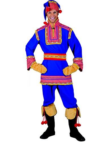 (Generique - Russisches Kostüm in Blau)
