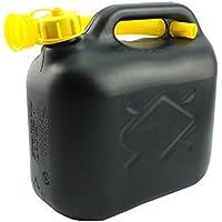 Bote de gasolina–en varias capacidades 5, 10 y 20 litros, con boquilla