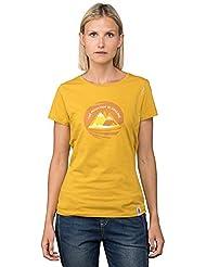 Chillaz gandie Travel T-shirt pour femme