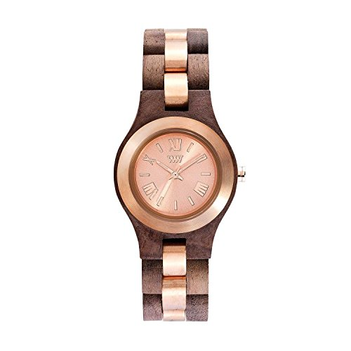 WEWOOD Criss ME Choco Rough Rose - Orologio donna