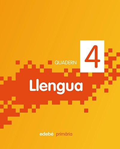 Quadern Llengua 4-9788468301129