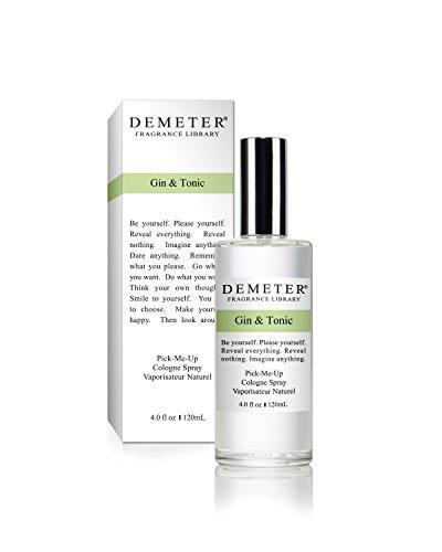 Demeter Gin & Tonic Cologne Spray – 120ml/4oz