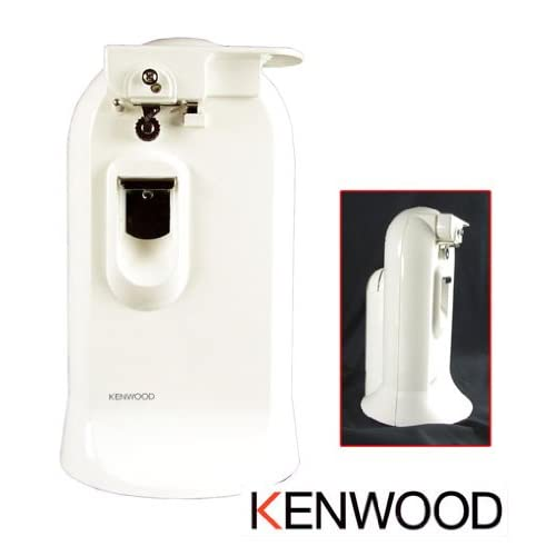 41uH1P2BMwL. SS500  - Kenwood Electric Can Opener Home & Garden Can Openers 5011423014876