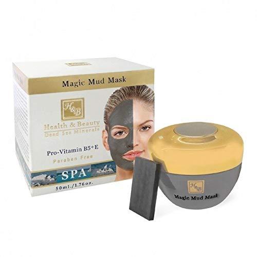H & B Maske Schlamm magnetisch 50ml - Mineral Care Schlamm