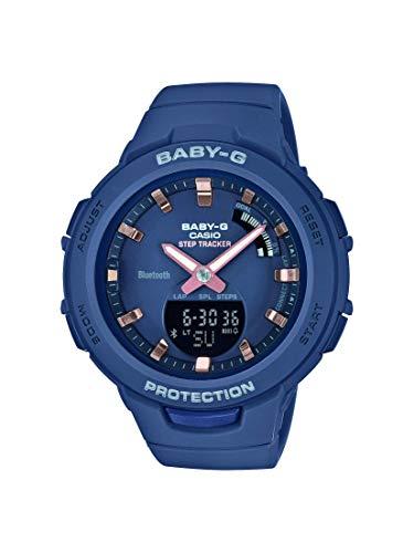 Casio Damen-Armbanduhr BSA-B100-2AER