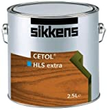 Sikkens Cetol HLS Extra 1 Liter, 010 Nussbaum
