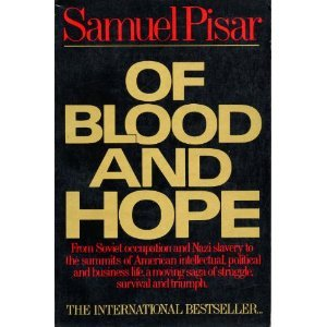 Of Blood and Hope por Samuel Pisar