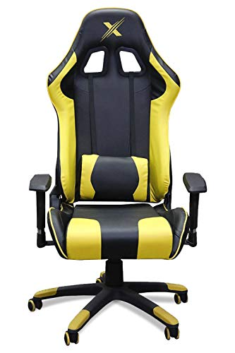 CarbonXpro Armour Series Ergonomic Gaming Chair Racing Style Adjustable Height...