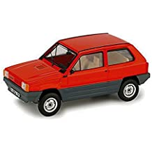 BRUMM BM0393 SEAT PANDA 35 1980 RED 1:43 MODELLINO DIE CAST MODEL