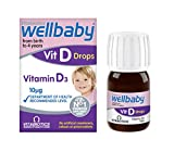 Vitabiotics Wellbaby Vitamin D Drops 30 ml