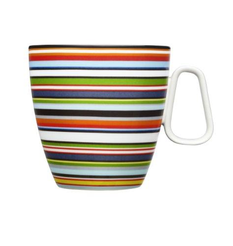 Iittala Origo Mug, 13.5-Ounce, Orange by Iittala