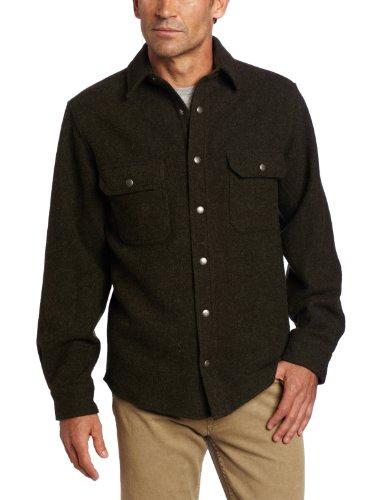 woolrich-mens-wool-alaskan-button-down-shirt-olive-medium