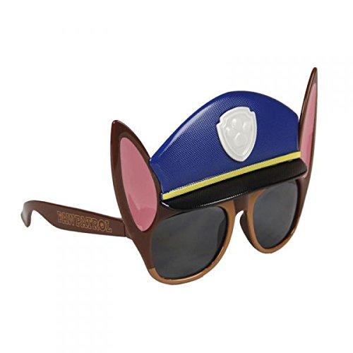 Paw Patrol Helfer auf vier Pfoten 2500-641 Sonnenbrille, Maske, Junge, UV-Schutz, (Chase Patrol Paw Sonnenbrille)
