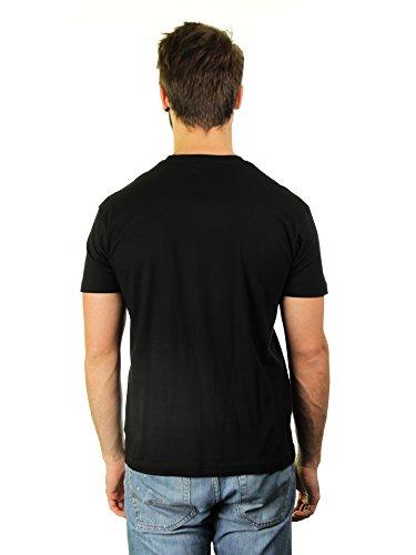 Liebesfilm - Herren T-Shirt von Kater Likoli Deep Black