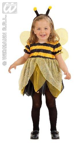 KINDERKOSTÜM - BIENCHEN - Größe 98 (Honig Biene Kostüm Kind)