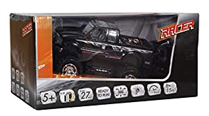 The Toy Company 0033629770-RC Racer Off Road Jeep, 27MHz, vehículos