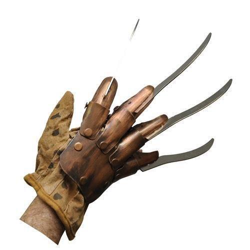 Freddy Krüger Handschuh Replica Gr. (Masquerade Handschuhe)