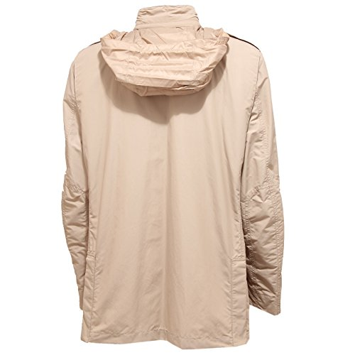 9782Q giubbotto uomo FAY DRIVING COAT giubbotti beige jacket men Beige